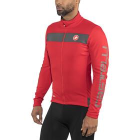 Castelli Raddoppia Jacket Men red